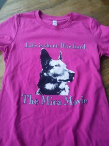 The Mica Movie ladies T. More available at my Etsy store.